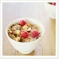 Make a balanced breakfast a habit in your home