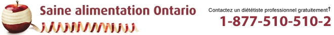 EatRight Ontario Print Header