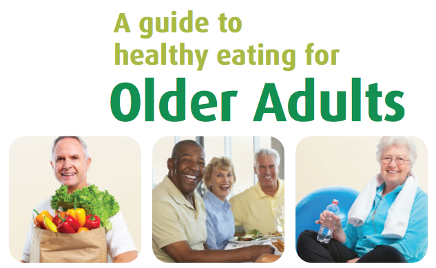 Sorry, Healthy eating for older adults can find