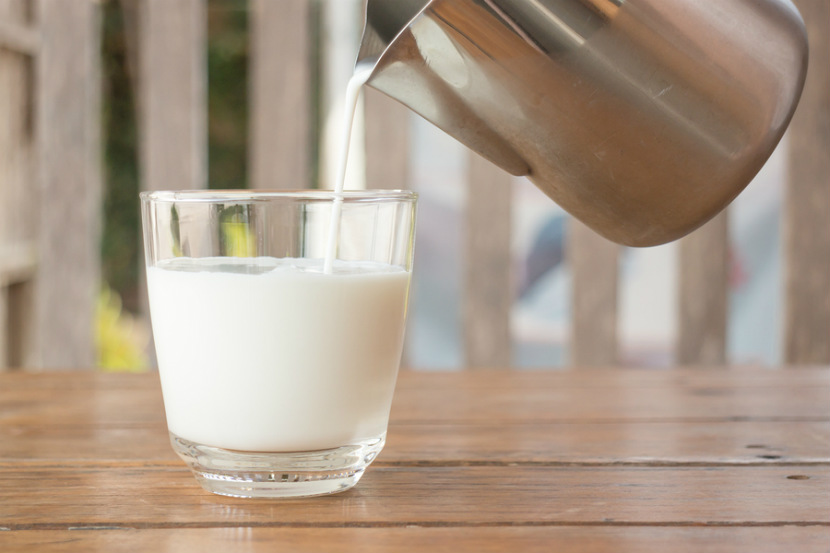Best Calcium-Rich Foods Sources- Milk