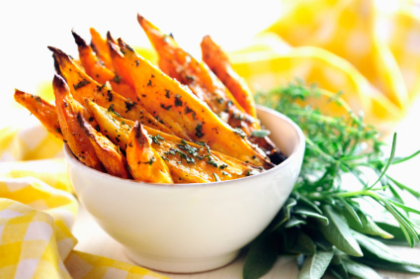 How to buy choose store and cook sweet potatoes eat right ontario - Potatoes choose depending food want prepare ...