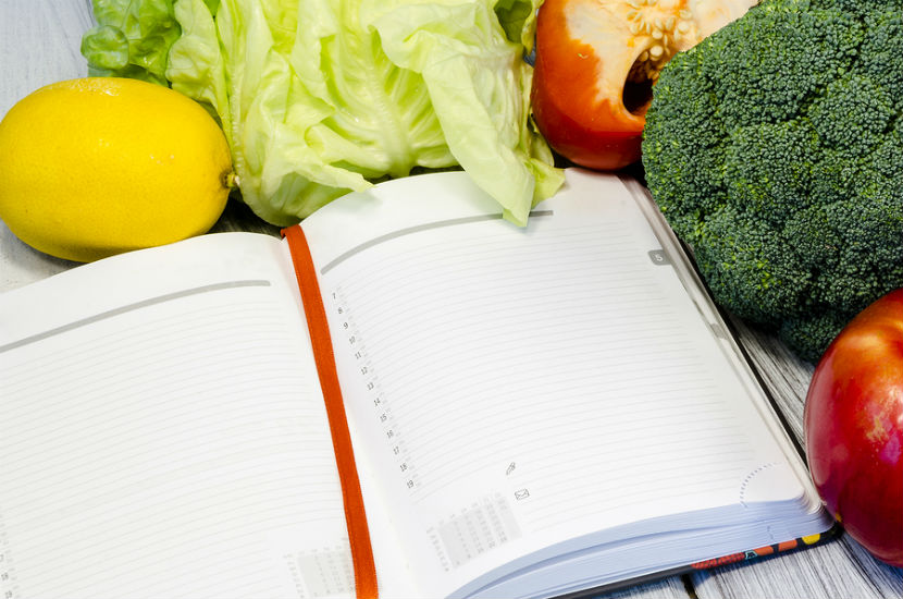 food diary, weight loss, weight management