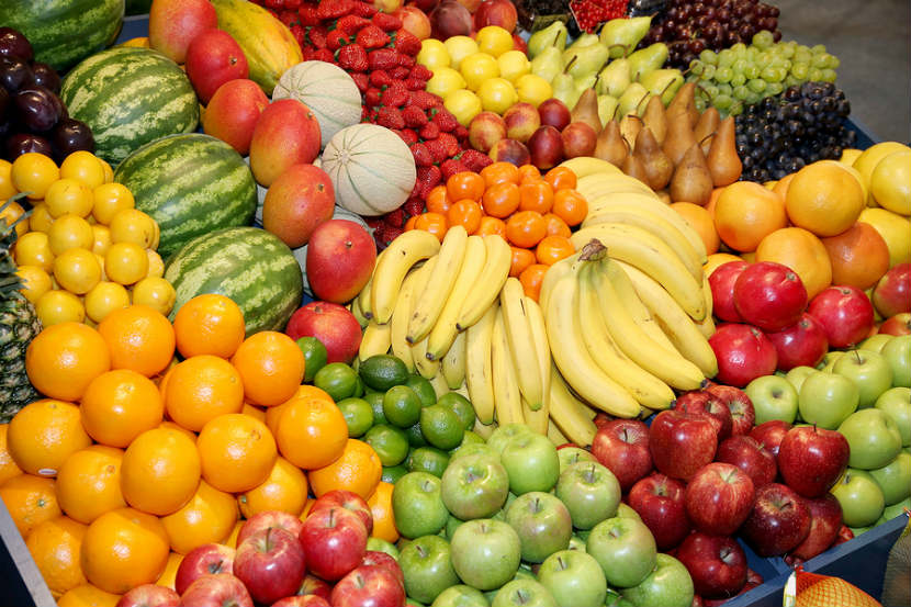 fruit center most healthy fruit