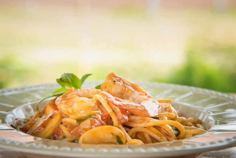 shrimp pasta, chicken pasta, pasta recipe