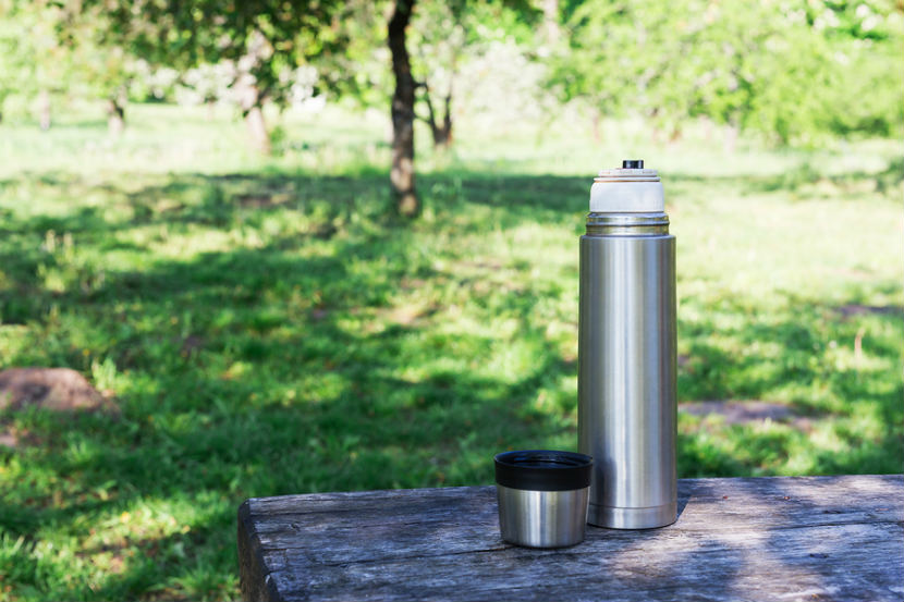 Everyday tips for using a thermos