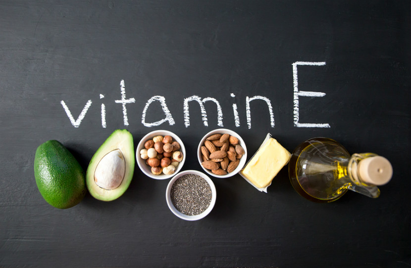foods high in vitamin e