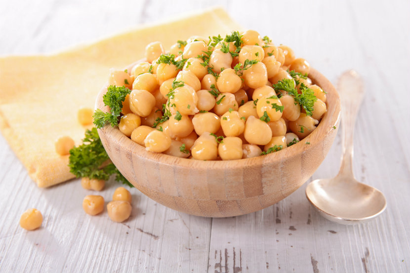 chickpeas, chickpea salad, garbanzo beans