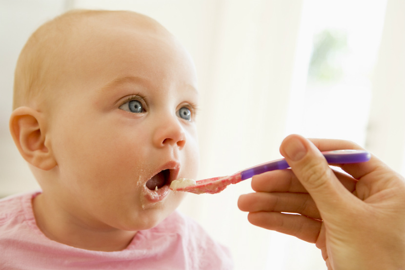 Introducing Solid Food to Your Baby: Safety Tips - Unlock Food