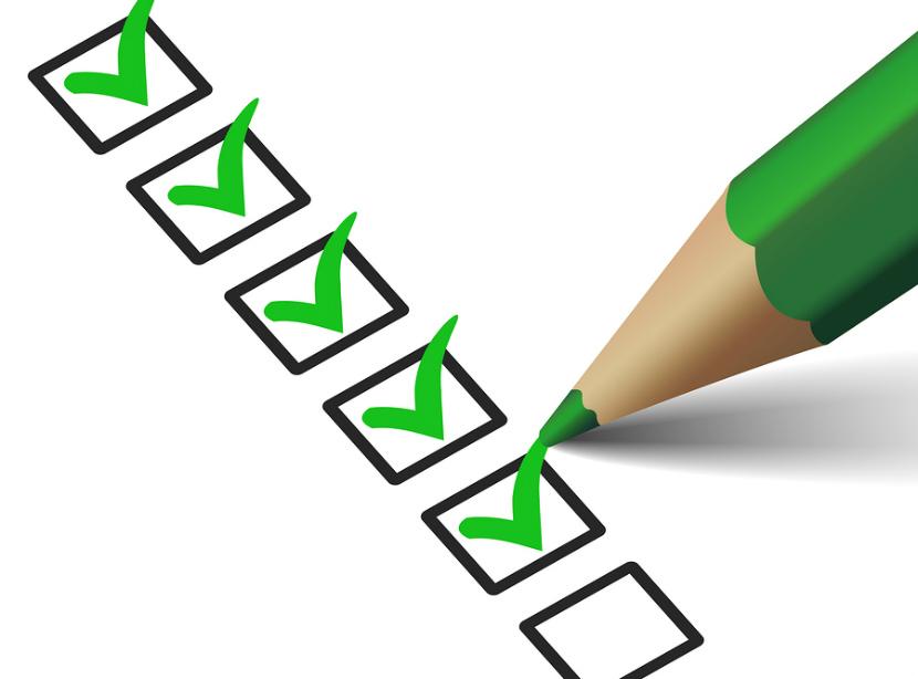 Menu Planner Checklist - Unlock Food
