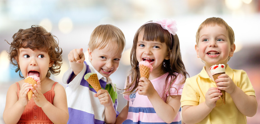 Image result for enjoying ice cream