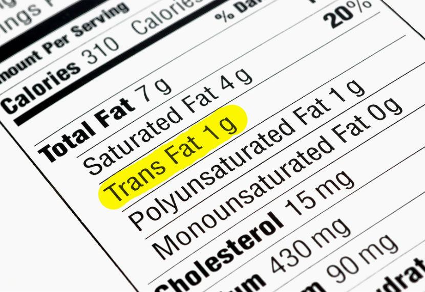 Tackling Trans Fat Unlock Food